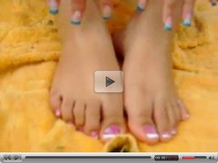 Insatiable Latin Toes FF24