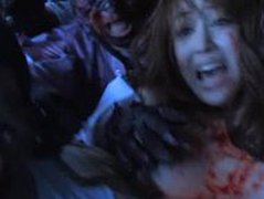 Girl fucked by zombies Yui Aikawa
