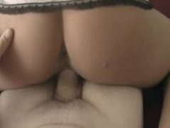 Couple homemade sex with facial movie