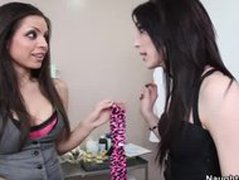 Aiden Ashley and Yurizan Beltran Fight Make Up and Orgasm