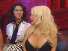Sabrina Sabrok, Celeb Biggest Breast, Sex TV Show