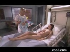 Naughty Nurse and Patient Have Fun