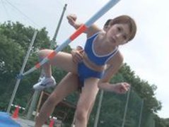 Riko Miyase Time Stop Athletic Girl 2