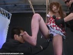 Japanese Bondage Sex  The Punishment of Ayumi