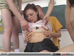 Supercute Rui Saotome fucked in school 3