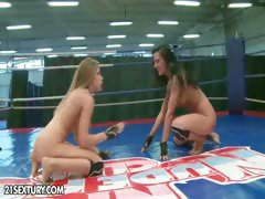 Nude Fight Club presents Candy Love vs. Destiny