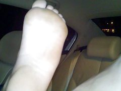 CANDID MEXICAN SOLES CLOSE UP