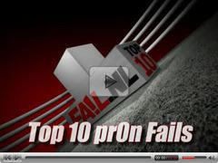 top 10 of porn fail