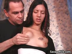 Kinky slut is Jackie is sex slave part6