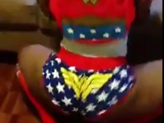Wonder Woman Twerking