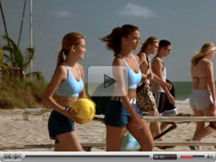 Susan Ward at beach in WILD THINGS II 2004