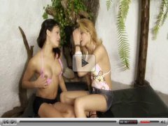 Ingrid De Oliveira , Gisele an dude barebacked -edited vid-