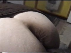 SWEATY SPAGHETTI VS BIG ASS MATURE PT1
