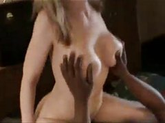 Hot Blonde Wife with BBC