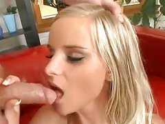 Anal for young blonde