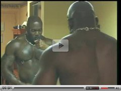 Gay Black - Bacchus - Hotel - Bobby Blake & Flex Deon part1