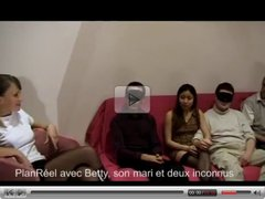 French Amateurs Part 1 (3 Men + 1 Asian Woman) - Cireman