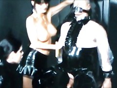slave punished by his Mistresses