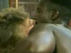 Deirdre Holland and Ray Victory Classic Interracial