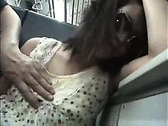 Drunk Businesswoman Forced Blowjob in Train - File 1
