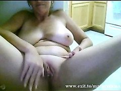 Solo of sex addicted Granny from Australia