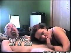 Wife Suck & Mouth Fucking