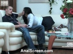Laura&Mike frisky anal movie