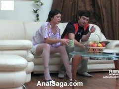 Mia&Adam anal couple on video