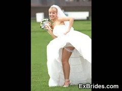 Real Naughty Brides!