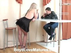 Silvia&Lewis red hot mature video