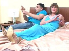 Bobbie&Hugo kinky gay crossdresser video