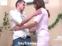 Cyrus&Tommy kinky gay sissy video