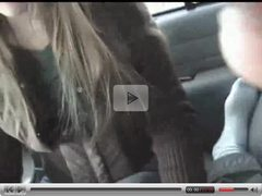 she is shy car blowjob