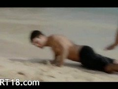 ultra hot lovers sex on the beach