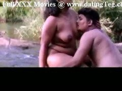Indian Mallu Sex in River side