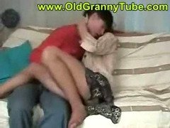 Mature Mother Fucked by Son