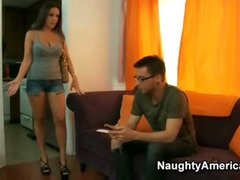 Amy Fisher Is Angry And Fucks Her Sons Friend