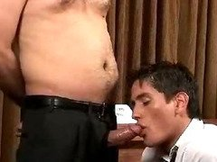 Gay Office Guys Pounding