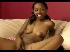 Hot Ebony Creampie Sex