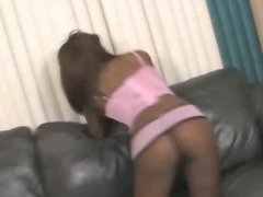 Black Amateur Ghetto Slut Gets Pounded Deep In Her Throat