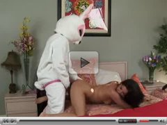 The Bunny and her Honey yummy yummy lesbos
