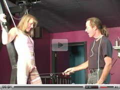 Teased and punished tranny