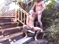 Dad Lets Young Boy Suck His Prick