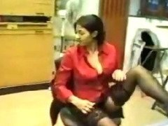Indian office conversation leads to sex