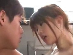 Cute Asian Girl Getting Her Hairy Pussy Fucked Cum To Mouth On The Bed In The Room