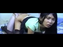 Sally Filipino Teen 18 + Amateur Feels Every Thrust In Hole