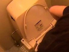 Hidden cameras in the girl toilet room