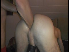 FF-Party - Huge Hands Hard Anal Pounding - NO PP