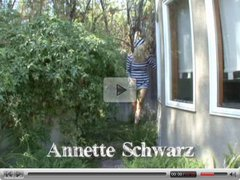 Annette Schwarz On Anal Lockdown