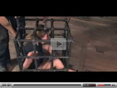 Slaves Bethany and Brina James Extreme BDSM in Chains